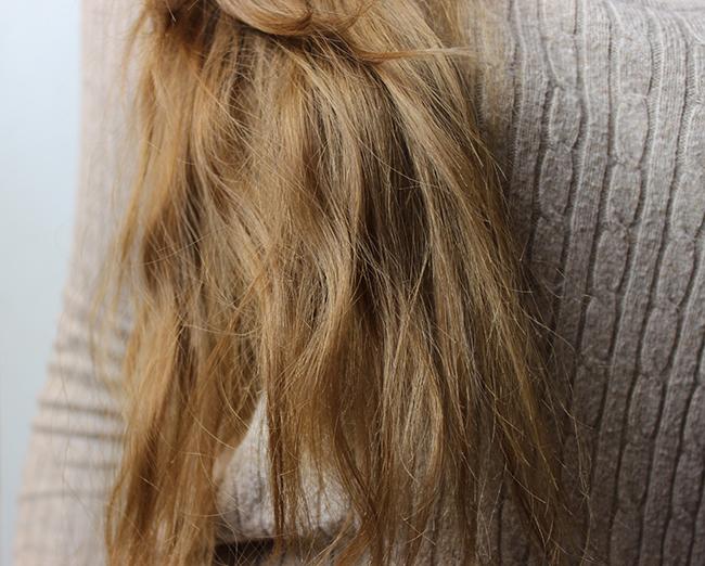 On peut faire les masques pour les cheveux à laminirovanii