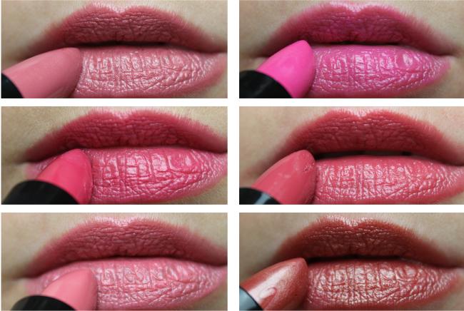 Rouge à lèvres hydratant studio-elf-new-swatch