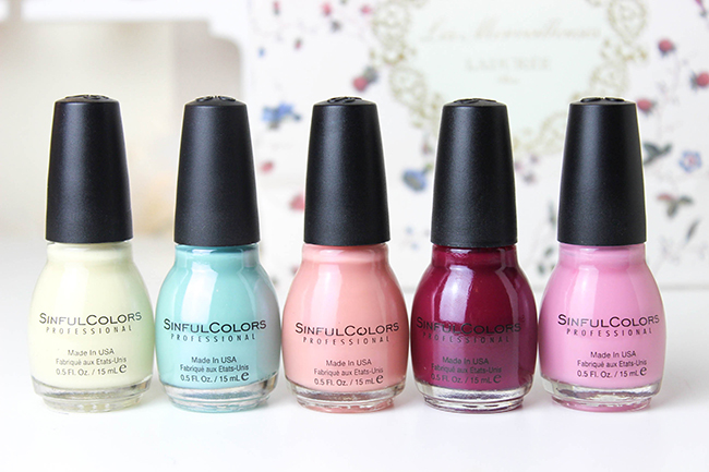 Vernis-ongles - SinfulColors-1