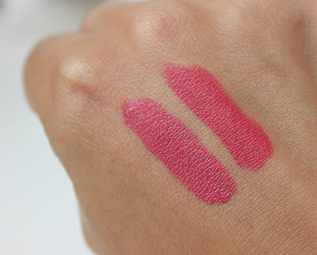 nyx soft matte lip cream-swatches-2