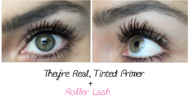 Theyre-Real-Tinted Primer-benefit-before-after-2