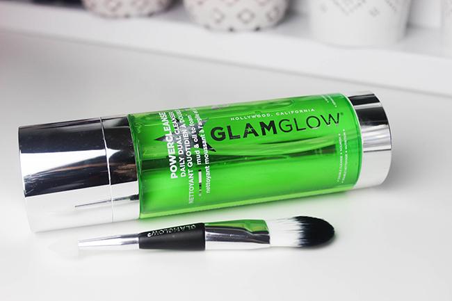 Glamglow Powercleanse, le nettoyant visage double action des flemmardes !