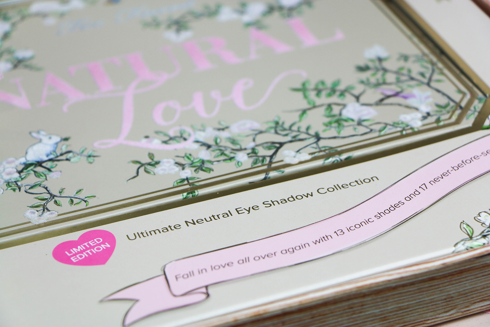 Too Faced Natural Love_10