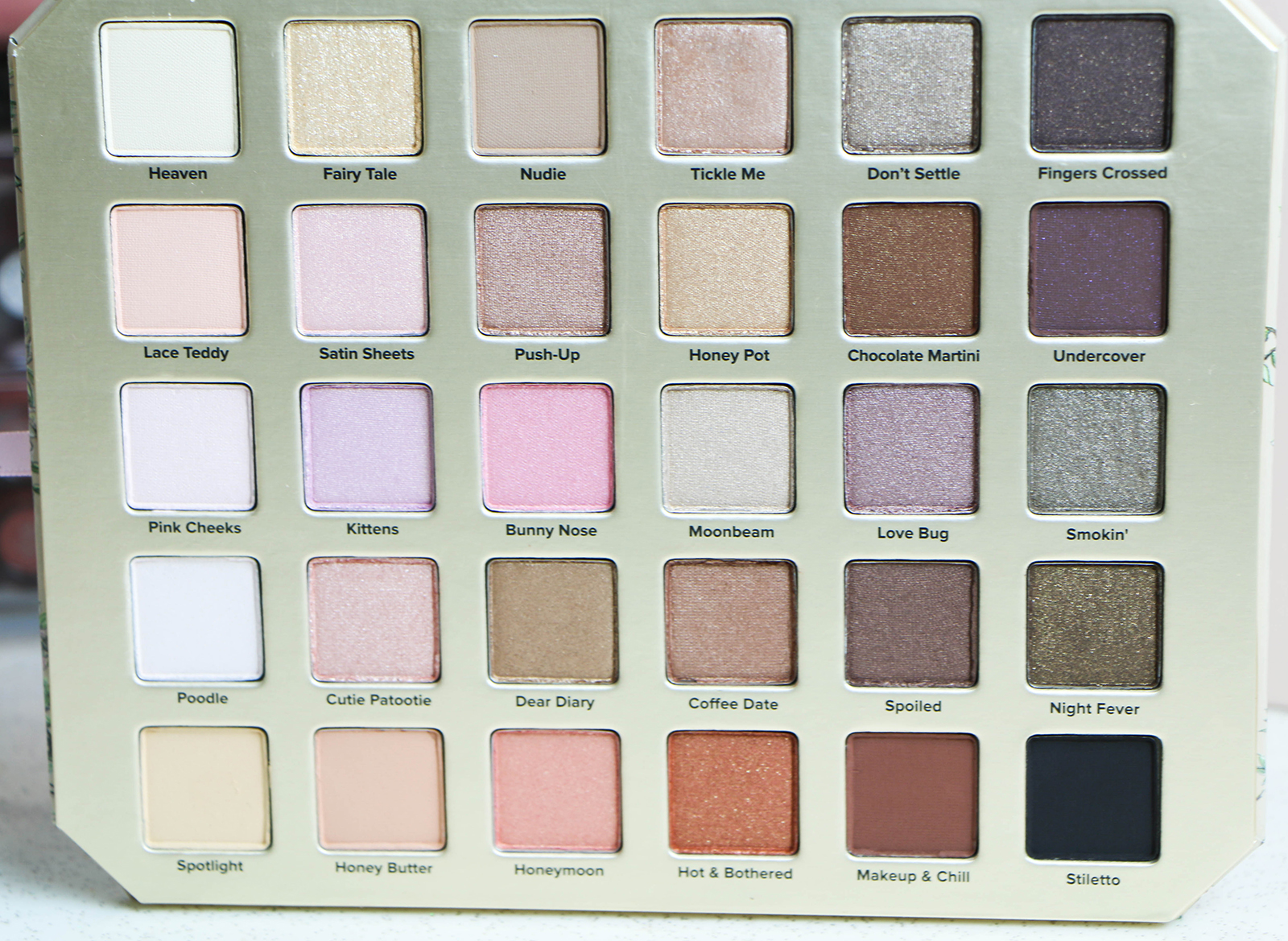 Too Faced Natural Love_2