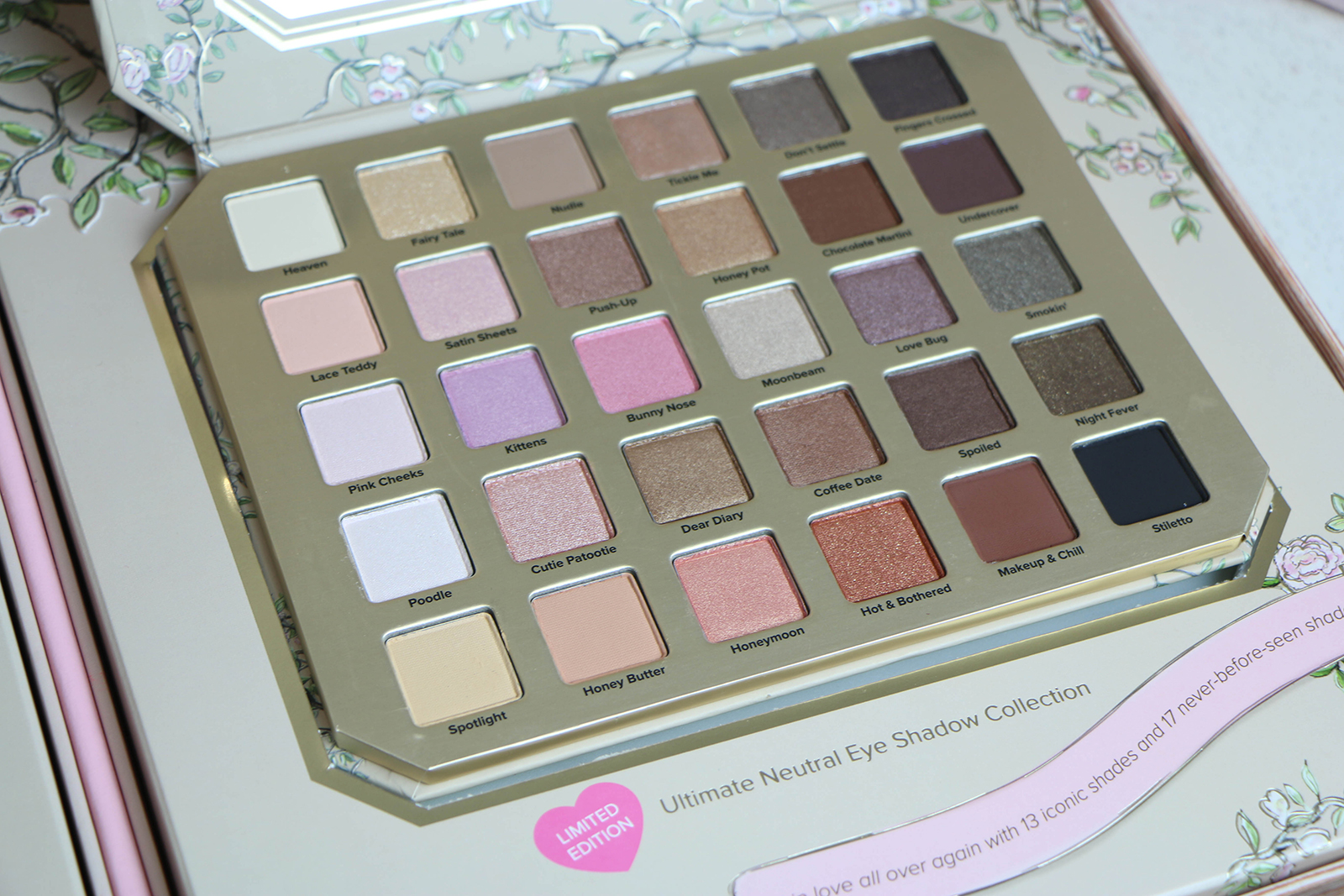 Too Faced Natural Love_6