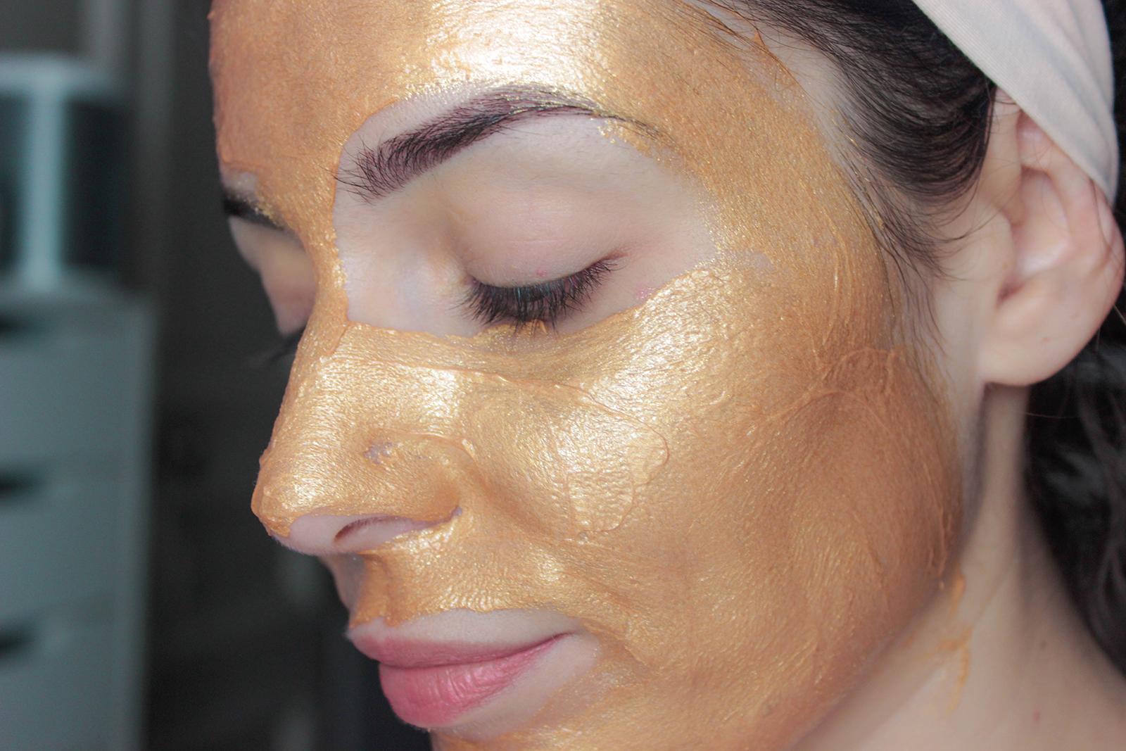 J'ai testé pour vous les «masques à l'or» : buzz ou wahou ?