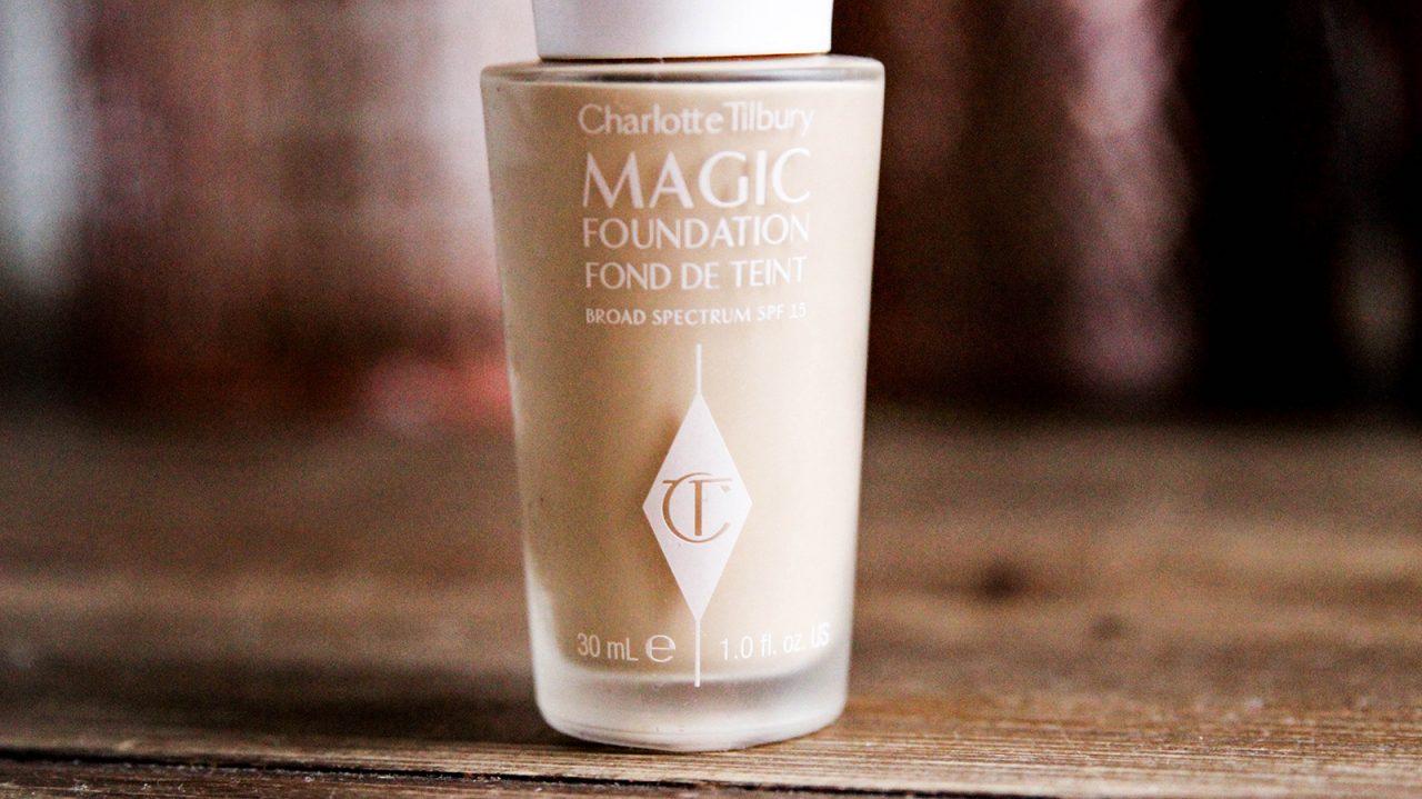 Charlotte Tilbury Magic Foundation Fond de Teint-2